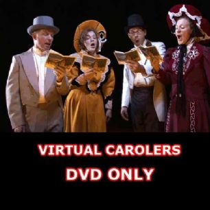 VIRTUAL CAROLERS DVD